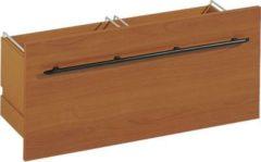 Schubladeneinsatz für Regal 3/6 OH QUADRO COMBI PLUS, für B 800 mm, für Hängeregistratur
