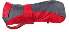 Rode Trixie Plaszczyk Przeciwdeszczowy 'Lorient', L, 55 Cm, Czerwono/Szary