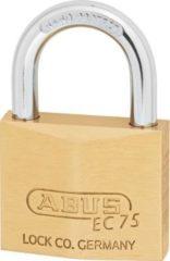 Abus Abus Vorhangschloss Nr. 75/50 mit Wendeschlüssel, mit 2 Schlüssel