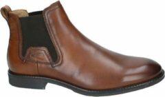 Camel Active -Heren - cognac/caramel - bottines en boots mid-hoog - maat 40