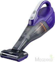 Paarse BLACK+DECKER Pet Dustbuster DVB315JP-QW - Kruimeldief