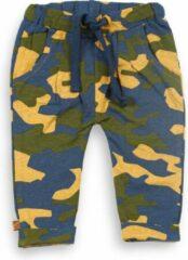 Frogs and Dogs - Frogs and Dogs | Broekje | Camouflage | Maat 56 - Kleur Camouflage - Zacht katoen & Goede pasvorm - Jongens - Maat 56