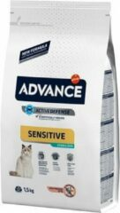 Advance cat sterilized sensitive salmon (1,5 KG)