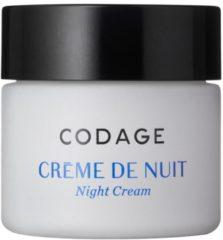 Codage Pflege Gesichtspflege Crème de Nuit 50 ml