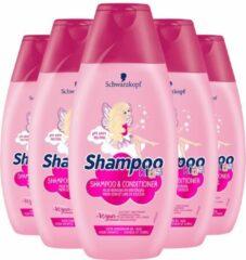 Schwarzkopf Shampoo Kids Girls Fee Voordeelverpakking