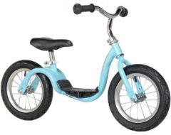 Lichtblauwe Kazam Loopfiets - Loopfiets - Jongens en meisjes - Licht Blauw - 12 Inch