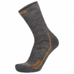 Grijze Lowa - Socken Trekking - Trekkingsokken maat 39-40 zwart/grijs