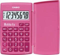 Casio Rekenmachine Petit-FX Roze (LC-401LV-PK)