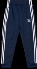 Blauwe Adidas Superstar Primeblue - basisschool Broeken - Blue - Poly Tricot - Maat 135 - 140 CM - Foot Locker