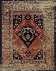 Oranje Merinos/karpet24.nl Perzische Tapijt Classic 21132-91 120 x 170 cm