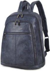 Wimona Silvina Rugzak donkerblauw backpack