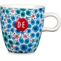 Blauwe Douwe Egberts Dutch Indigo mok - 27 cl - dutch dots