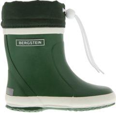 Groene Bergstein Regenlaarzen - Maat 26/27Kinderen - groen/wit