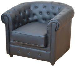 Möbel direkt online Moebel direkt online Polstersessel Sessel Loungesessel schwarz FSC® 100 % IC-COC-100355