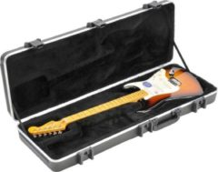 Zwarte SKB 1SKB-66PRO Rectangular Electric Guitar Case