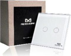 Sonstige MCO Home Touch Panel Switch 2 Tasten - Z-Wave