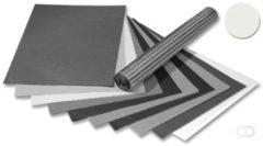 Folia transparant vliegerpapier pak van 25 vellen, wit