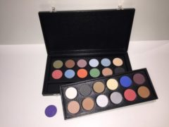 Face Nico Baggio Disc Compact Eye Shadow 9