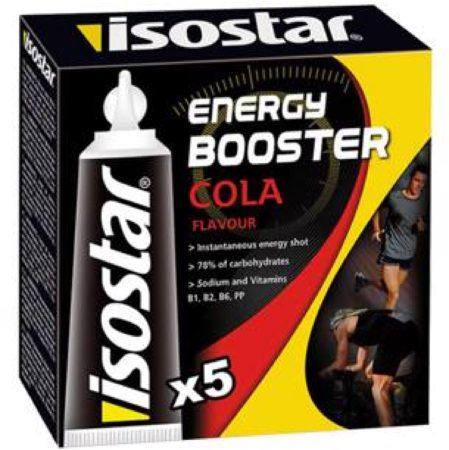 Afbeelding van ISOSTAR Energiegels Energy Booster cola 5x 20 g