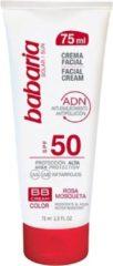 Babaria Bb Facial Sun Cream Spf50 Rosehip Oil 75ml