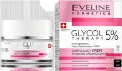 Eveline Cosmetics Glycol Therapy 5% Correcting Anti-wrinkle Cream 50ml.