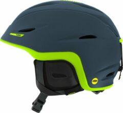 Giro Skihelm - Unisex - blauw/groen S: 51-55cm