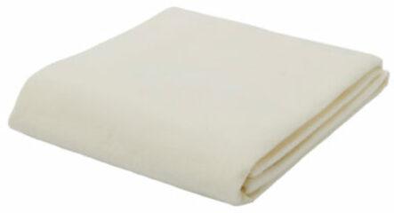 Witte Tutti Bambini Cozee - Matrasbeschermer Wieg - White