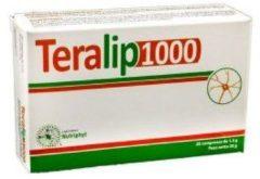 Laboratori nutriphyt Teralip 1000 Integratore 20 compresse