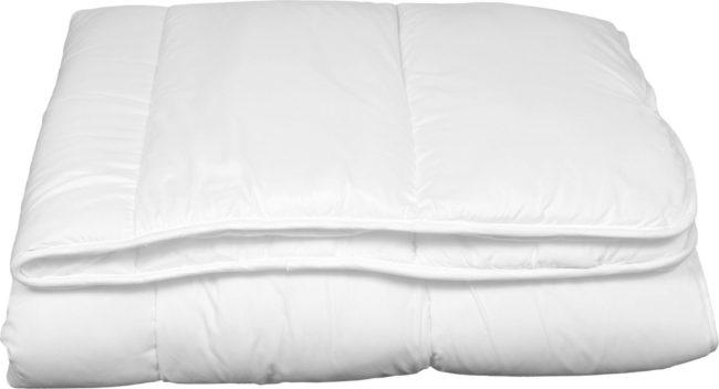 Afbeelding van Witte DER Bedding Micro Dekbed Enkel - 140x220 cm