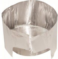 Grijze MSR Stabiele Warmtereflector met windbescherming