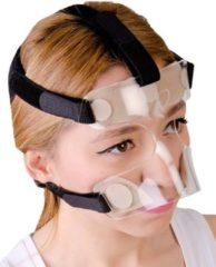 Beige Morsa neusbeschermer Maat L
