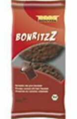 Bonvita Rijstwafels Pure Chocolade (100g)