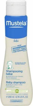 Afbeelding van MULTI BUNDEL 2 stuks Mustela Baby Shampoo 200ml