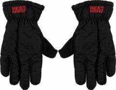 Merkloos / Sans marque Thermo mega handschoenen zwart voor heren S/M
