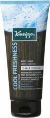 Kneipp Man 2in1 Cool Freshness Shampoo/Douchegel - 200 ml