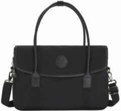 Zwarte Kipling Superworker S Werktas BE rich black