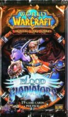 Upperdeck World of Warcraft - Blood Of Gladiators Booster