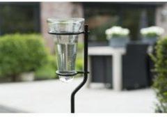 Transparante Nature Regenmeter met standaard glas 130 cm 6080089