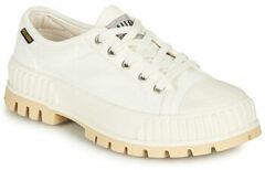 Witte Lage Sneakers Palladium PALASHOCK OG