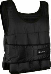 Zwarte TecTake - gewichtsvest weight vest allround - 10 kg - 402637