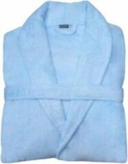 Ettitude - Bamboe badjas blauw - XL
