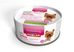 Smolke Complete Soft Paté 125 g - Hondenvoer - Kalkoen