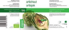Purasana Bio artisjok 315 mg 120 Vegacaps