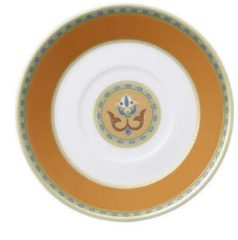 Oranje Villeroy & Boch Samarkand Mandarin - Mokkaschotel 12 cm