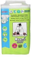 Eco Muumi Baby luiers maat 6 - 12-24 kg - ecologisch - ecologische - luier