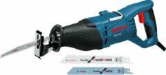 Bosch Professional Reciprozaagmachine GSA 1100 E + 20 zaagbladen