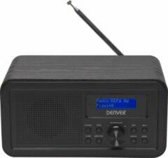 Denver DAB-30BLACK radio Persoonlijk Digitaal Zwart