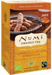 Numi Turmeric Tea Amber Sun (12st)