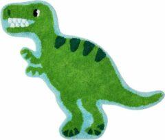 Groene Vloerkleed Dinosaurus - Sass & Belle