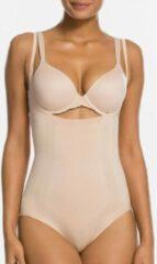 Beige Spanx Body Open-Bust OnCore | Soft Nude Body Open-Bust OnCore | Black Body XL